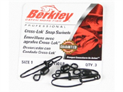Berkley Cross Lok Snap Swivel